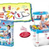 Set doctor pentru copii (CEL MAI IEFTIN) - Jucarie interactiva, Altele, Unisex, Plastic