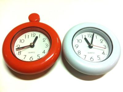 Ceas cu rama din plastic pentru agatat / Quart foto