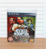 Joc PS3 - Red Dead Redemption : Game of the Year Edition ( GOTY ), Shooting, 18+