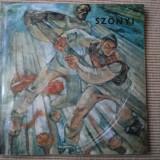stefan szonyi expozitia retrospectiva muzeul banatului timisoara 1974 album arta