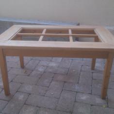 Masuta lemn - Masa living