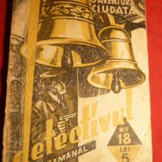 Guy Vander- O Aventura Ciudata -Colectia de 5 lei- Detectivul Saptamanal 1935 - Carte de aventura