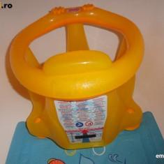 OKAZIE - OK Baby - Scaunel de baie ERGONOMIC FLIPPER EVOLUTION