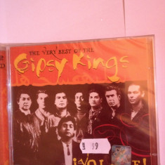 GIPSY KINGS - THE VERY BEST OF- 2CD SET(1999/SONY MUSIC/GERMANY)- cd nou/sigilat - Muzica Pop Columbia