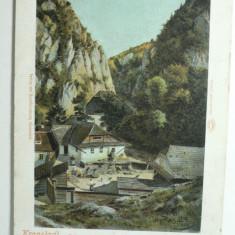 BRASOV - STANCILE LUI SOLOMON - LITOGRAFIE - ANUL 1901