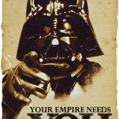 Poster - YOUR EMPIRE NEEDS YOU 60,96-91,44