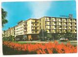 Carte postala(marca fixa)-PITESTI-Hotelul