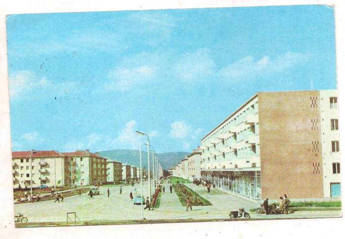 carte postala(ilustrata)-ONESTI-vedere