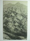 CARPATII TRANSILVANIEI - MUNTII BUCEGI - EDITURA DROTLEFT SIBIU - 1917