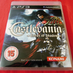 Joc Castlevania Lords of Shadow, PS3, original, alte sute de jocuri! - Jocuri PS3 Altele, Actiune, 16+, Single player