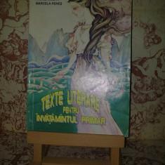 """Vasile Molan - Texte literare pentru invatamantul primar """"7171"""", Alta editura"""
