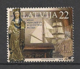 Letonia.2008 Muzeul corabiilor   SL.280, Nestampilat