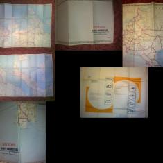 Harta Autorutiera Europa