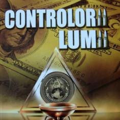 Commander X - Controlorii Lumii - Carte Hobby Masonerie
