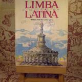 Maria Morogan - Limba Latina manual pentru clasa a IX a - Manual scolar, Clasa 9, Alte materii