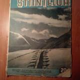 Ziarul stiintelor si al calatoriilor 1 februarie 1944