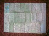 Harta turistica-rutiera Romania