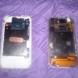 Vand Iphone 3G 16GB original pentru piese - Telefon iPhone, Alb, Neblocat, Single core, 128 MB