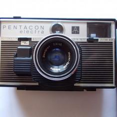 APARAT FOTO PENTACON ELECTRA AUTOMATIK . - Aparat Foto cu Film Praktica