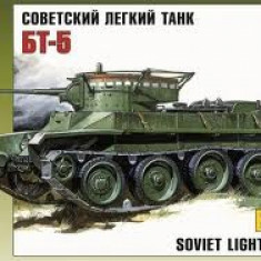 + Macheta Zvezda 3507 1:35 - BT-5 Soviet light tank + - Macheta auto