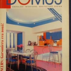 Revista DOMUS - iunie 2002 - Revista casa