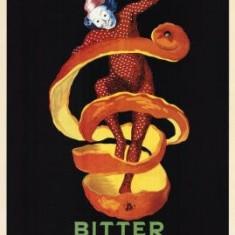 Poster - BITTER CAMPARI 60, 96x91, 44 - Afis