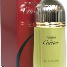 Parfum Original Men Cartier Pasha 100 ml EDT 230 Ron - Parfum barbati Cartier, Apa de toaleta