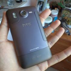 HTC DESIRE HD - Telefon mobil HTC Desire HD, Maro, Neblocat