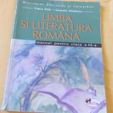 Limba si literatura romana manual pentru clasa a III a - Tudora Pitila - Manual scolar, Clasa 3, Alte materii