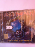 IRON MAIDEN - THE FINAL FRONTIER (2010/EMI REC/GERMANY) -ROCK - CD NOU/SIGILAT, emi records