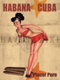 Poster - HAVANA CUBA II 45,7x61