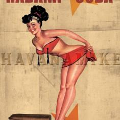 Poster - HAVANA CUBA II 45, 7x61 - Afis
