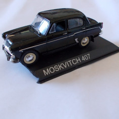 MACHETA MOSKVITCH 407 - Macheta auto