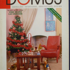 Revista DOMUS - decembrie 2001 - Revista casa