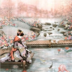 74.Poster - ASIAN LADY 33, 02x48, 26 - Afis