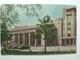 BUCURESTI - GARA DE NORD - STATIE TAXI CU AUTOTURISME SOVIETICE MARCA 'POBEDA ' - ANII '50