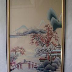 Tesatura japoneza - tesatura textila