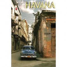 60.Poster - HAVANA STREET 60, 96x91, 44 - Afis