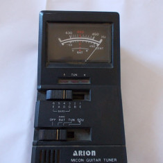 GUITAR TUNER ARION MICON
