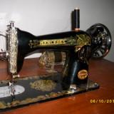 vand masina de cusut MERCEDES vintage in stare perfecta de functionare.