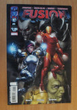 Fusion - Gods and Monsters #1 - Marvel Comics and Image Comics