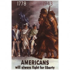 199.Poster - AMERICANS 33, 02x48, 26 - Afis