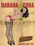 Poster - HAVANA CUBA I 45,7x61