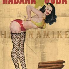 Poster - HAVANA CUBA I 45, 7x61 - Afis