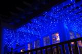 INSTALATIE CRACIUN TIP PLOAIE/6 metri,CU LED,IDEALA CASA,MAGAZIN,FIRME! PROMOTIE