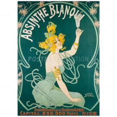 Poster - ABSINTHE 60, 96x91, 44 - Afis