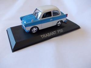 MACHETA TRABANT P50