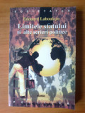 g1   Limitele statului si alte scrieri politice - Edouard Laboulaye
