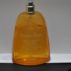 DIOR SWEET SUN TREATMENT FRAGRANCE FLACON DE 125 ML RAMAS CAM 110 ML - Parfum femeie Christian Dior
