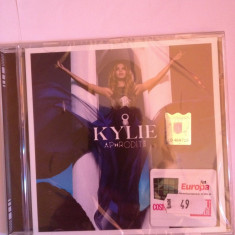 KYLIE MINOGUE - APHRODITE (2010/CAPITOL REC/GERMANY ) cd nou/sigilat - Muzica Pop capitol records